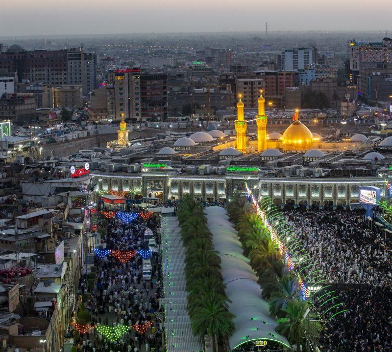CELEBRATE EID UL FITR IN KARBALA - IRAQ AND IRAN-Featured
