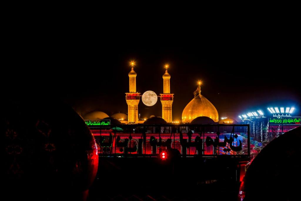 15 Shaban in Karbala | Iraq Ziarat Mishi Package | Al Sahlah