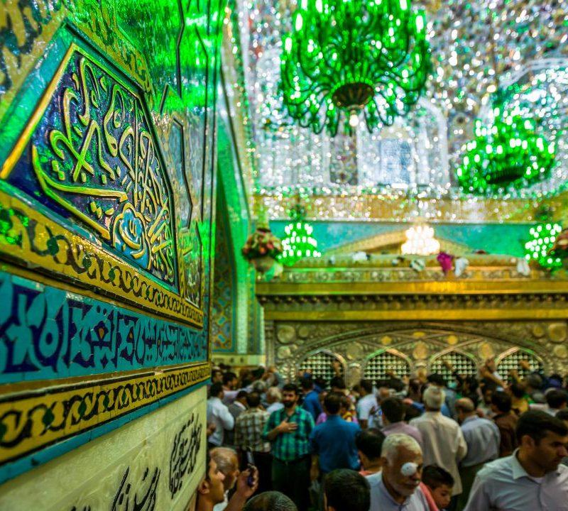 SHAB E EID E GHADEER IN MASHHAD - IRAN ONLY