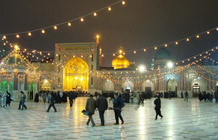 Jashan'e-Wiladat-e-Imam-Mehdi-as-in-Iran