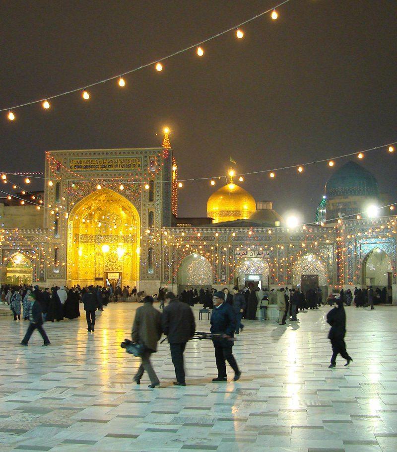 Wiladat e Imam Mehdi as in Iran | Iran Ziyarat Package 2020 - Al Sahlah