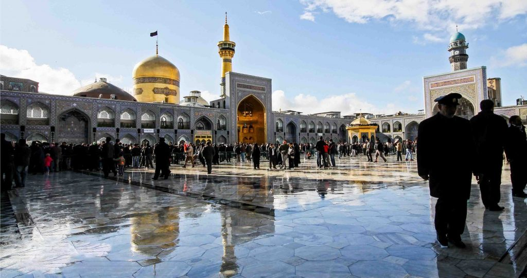 shrine of Imam Hussain (as) - June Family Vacation Package for Iraq