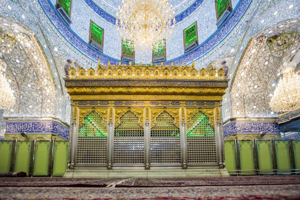 Shrine of Mola Abbas as