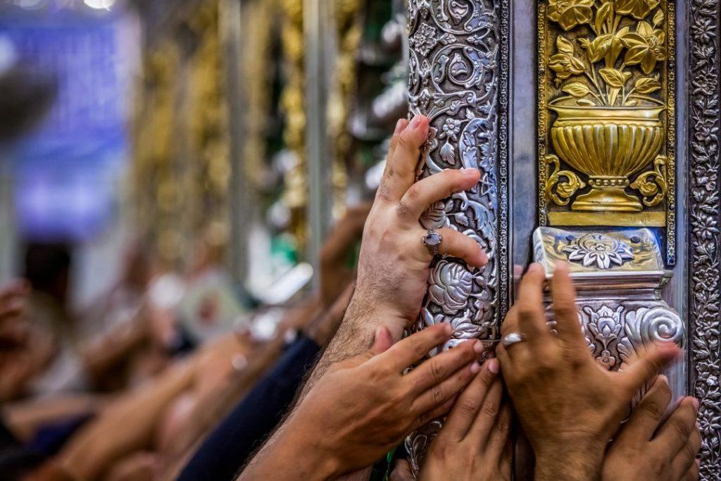Ziyarat of Mola Abbas as