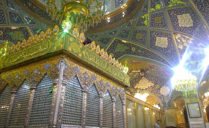 Bibi Sakina Binte Hussain Shrine